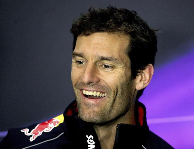 El piloto australiano de Red Bull, Mark Webber. EFE