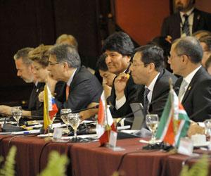 Mercosur rechaza espionaje de EEUU y ofensa a Morales en Europa