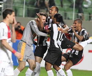 Atlético Mineiro se concentra para la primera final de la Libertadores