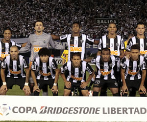 ¿Quién es quién en el Atlético Mineiro?