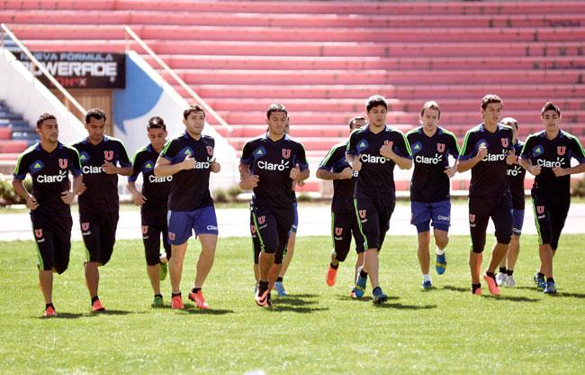 La U de Chile visita a Real Potosí en el inicio del torneo