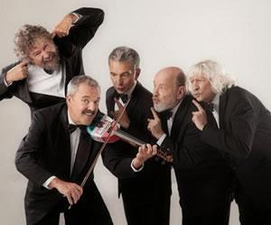 'Les Luthiers' llegan al país con su show 'Lutherapia'