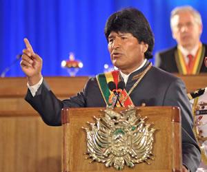 'No hay nada que ocultar' Morales