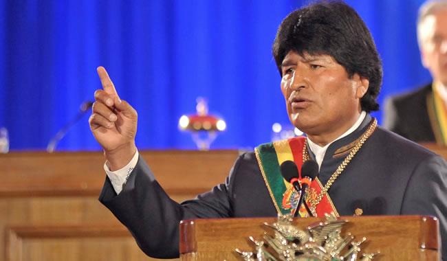 Morales reitera invitación para hacer auditoria a datos del Censo