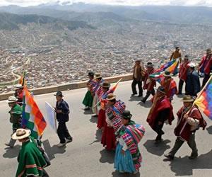 Destacan labor de Bolivia en políticas a favor de los indígenas