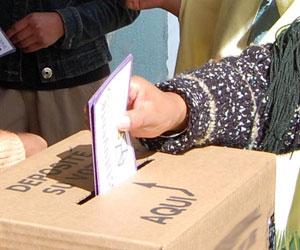 TSE confirma voto de bolivianos en extranjero, donde haya legaciones
