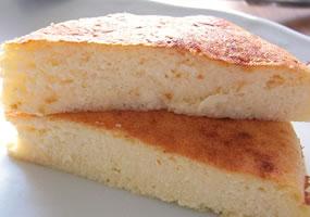 Torta de nata a lo Isabel