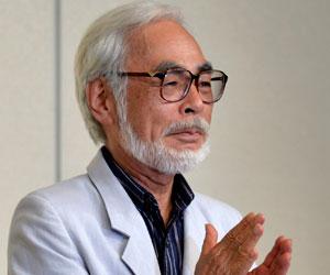 Miyazaki deja el cine 'para ser libre y hacer algo diferente a la animación'