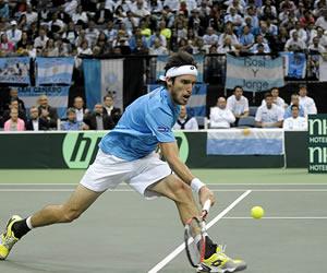 Los checos pasan a la final de la Copa Davis tras vencer a Argentina
