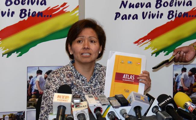 Gobierno entregará información desagregada del censo por departamento