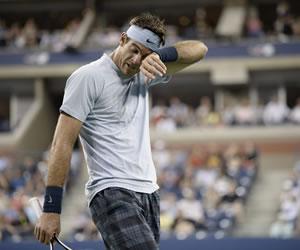 Del Potro cuestionado tras la eliminación argentina en la Copa Davis