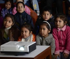 Los niños también tendrán su espacio en el FENAVID 2013