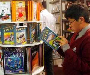 180 expositores participarán en la 18ª Feria del Libro de La Paz