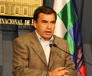 Quintana dice que paros cívicos por escaños responden a intereses políticos