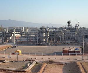 Inauguran la ampliación de la planta de gas Margarita