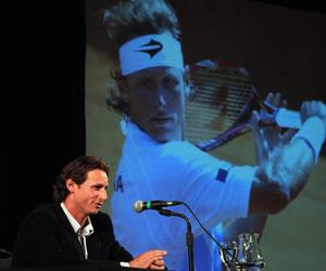 David Nalbandian abandonará el tenis tras enfrentar a Rafael Nadal