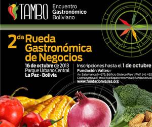 El II Encuentro Gastronómico TAMBO celebra el Día de la Alimentación