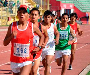 Ultiman detalles para inaugurar fase final de Juegos Estudiantiles en La Paz