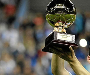 Juan Fernando Quintero y Brayan Perea aspiran a los Golden Boy 2013