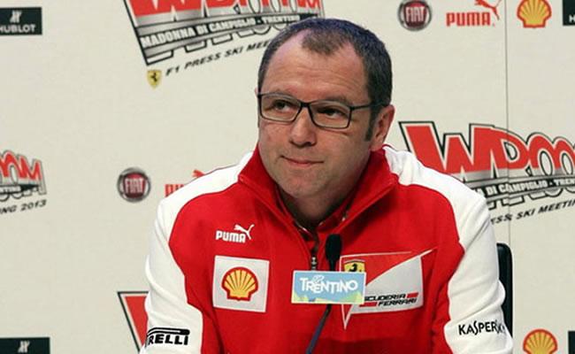 Domenicali admite que la alarma en Ferrari empezó a sonar en julio