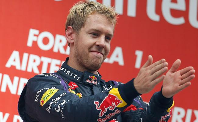 El campeón Sebastian Vettel dice que Abu Dabi le trae