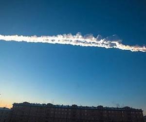 El meteorito de Chelyabinsk se fragmentó a unos 45 kilómetros de la Tierra