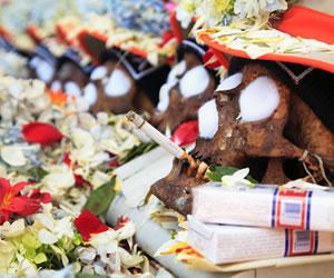Cementerio General inicia celebración del 'Día de las Ñatitas'