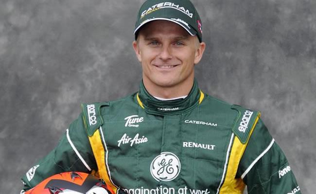 Kovalainen sustituye a Raikonnen en Lotus en Austin e Interlagos. Archivo EFE
