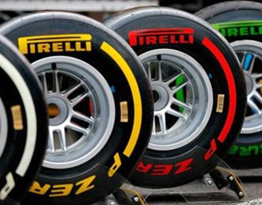 Los equipos podrán probar el viernes los neumáticos del 2014. Archivo EFE