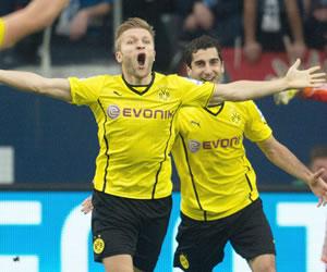 Doce plazas aún en juego; Dortmund, sin margen de error