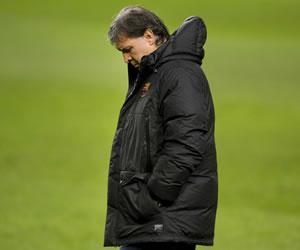 Ajax se la juega ante el Barsa de Martino