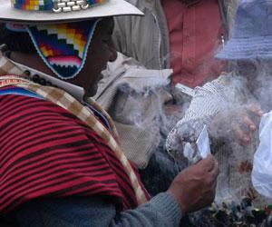 Promueven revalorización de la 'navidad andina'
