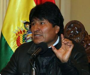 Morales dice que Ostreicher pasó a ser un 'delincuente confeso'