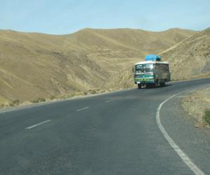 Gobierno anuncia cierre del tramo Tupiza-Uyuni para garantizar el paso del Dakar