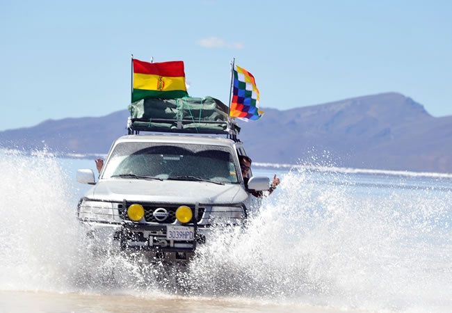 Rally Dakar. ABI