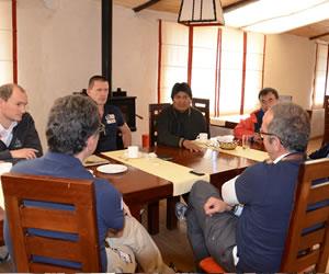 Morales anuncia reuniones con la ASO para ratificar Dakar 2015