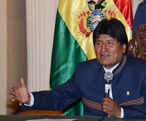 Evo Morales confirma cumbre del G77 en Bolivia el 14 y 15 de junio próximo