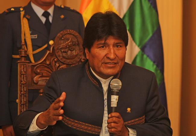 Morales inicia en Santa Cruz reunión de coordinación para cumbre del G77