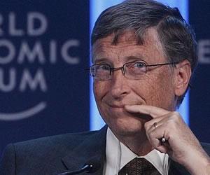 Bill Gates cree que para 2035 Bolivia tendrá el nivel económico de México o Brasil
