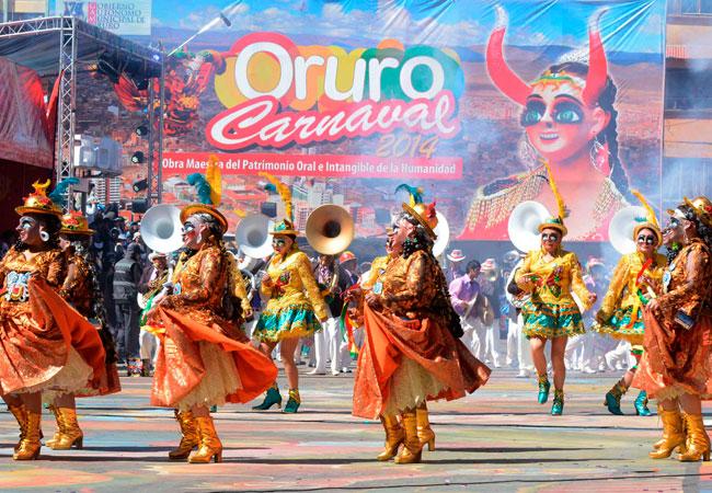 Tras accidente, ACFO determina continuar con la entrada del Carnaval de Oruro