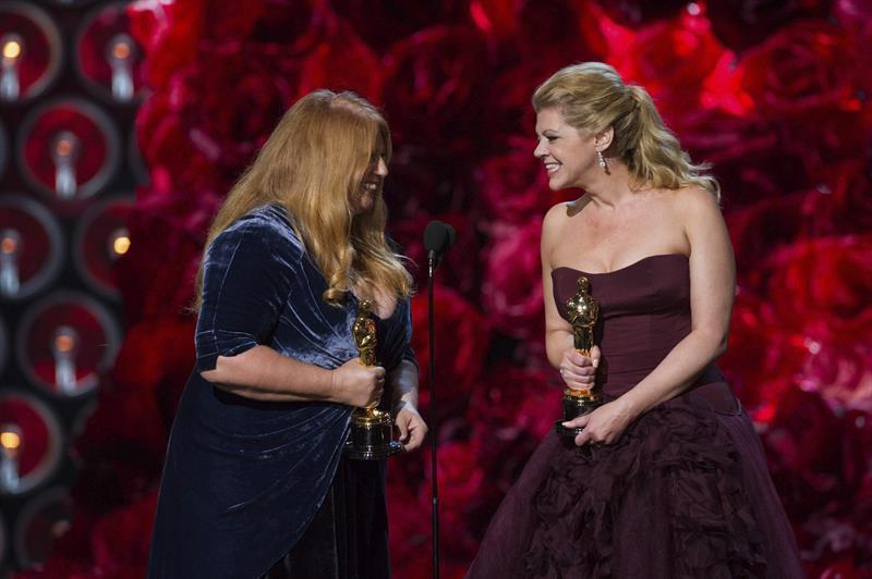 Asi se vivieron los Premios Oscar 2014