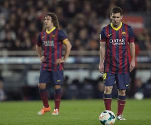 Messi: 'Lo extrañaremos mucho, tanto en el vestuario como en la cancha'