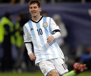 Sabella asegura que Messi estuvo a punto de vomitar