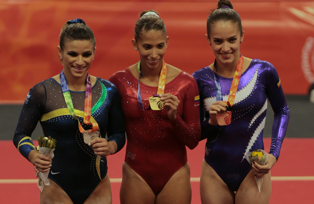 Así se vive los Juegos Suraméricanos Chile 2014