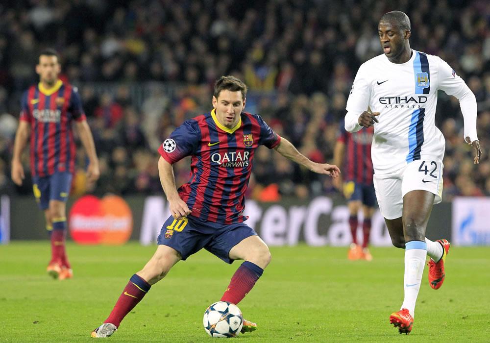 Messi da al Barça un mes más de crédito