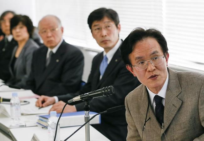 Shunsuke Ishi, miembro del comité de investigación del Instituto japonés de investigación Riken. Foto: EFE