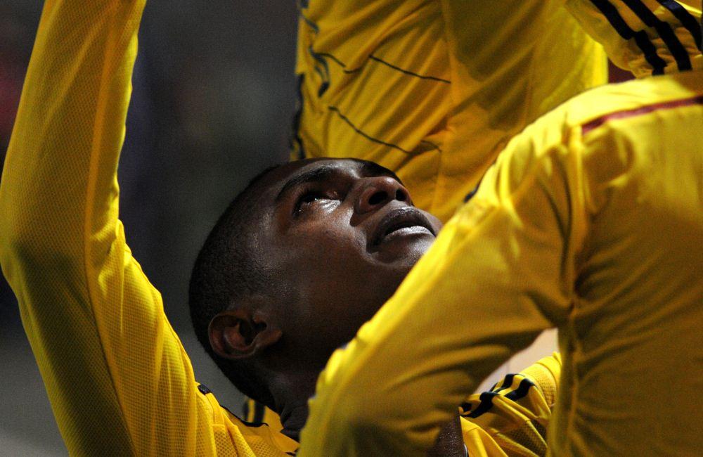 Colombia le ganó el oro a Argentina en el fútbol suramericano