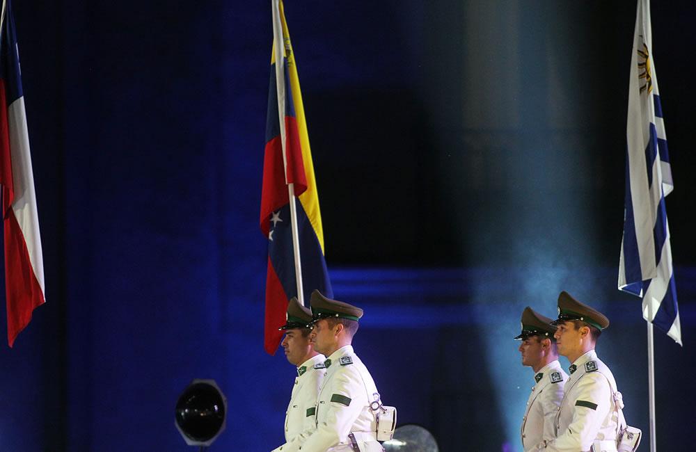 Brasil calienta el brazo para Río 2016 y barre en los Juegos Odesur