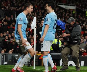El liderato de la Premier, a tiro del Manchester City