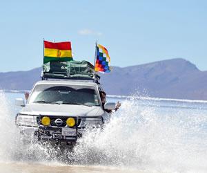 'Dakar 2015 al menos duplicará la cantidad de turistas'